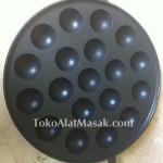 Jual Cetakan Kue Takoyaki, Lobayaki, Kue Lumpur Bentuk Bulat