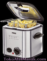 Mesin Deep Fryer 2