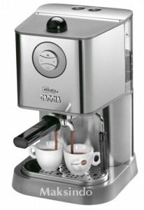 Jual Mesin Kopi Espresso Baby Twin Gaggia (Manual)