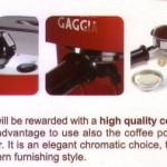 Jual Mesin Kopi Gaggia Espresso COLOR