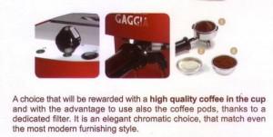 ket Mesin Kopi Gaggia Espresso COLOR 2